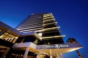 Hilton Bursa Convention Center & Spa Hotel