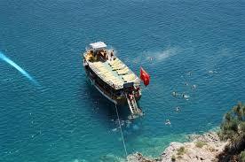 Kemer Boat Tour